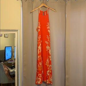 Free People midi summer dress
